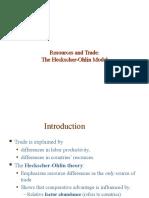 IT- 04- HO model international Trade