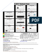 CCISD Calendar