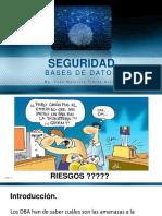 Bases de Datos - Seguridad UDB