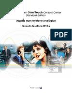OtccsContact Center Standard Edition - Analog Phone10.x Ug Agentonanalogse 8al90106ptaa 1 Pt