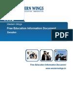 Free Education in Sweden Consultancy in Hyderabad
