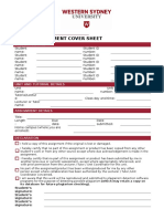 Assignment Cover Sheet-PRINT - Group