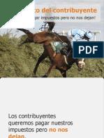 Manifiesto Del Contribuyente..