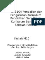 Kuliah M12,13 PSV 3043