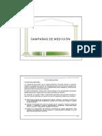 12 - Campañas medición
