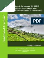Análisis Coyuntura 2014-2015 CEDFOG