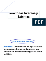 ISO Auditoras Internas