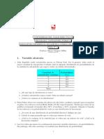 TALLER N°1. Variables Aleatorias Distribuciones de Probabilidad (5)