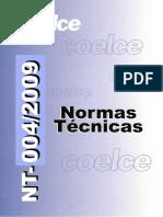 Coelce Normas Técnicas 20060327 129