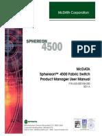 4500 User Manuals 620-000158-200