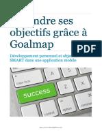 Atteindre ses objectifs grâce à Goalmap