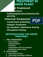 2.Pre Treatment