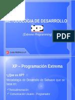 Metodología de Desarrollo XP