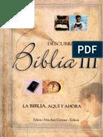Descubre La Biblia Tomo III