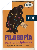 RIUS - Filosofía para principiantes.pdf