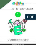 II 01 Abecedario English Infantil