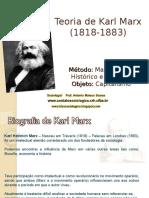 Aula de Karl Marx