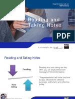 READINGNOTETAKING_ReadingandTakingNotes