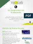 Presentación Prensa Escuela 2016