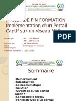 Projet de Fin Formation