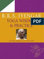 M.B.yoga Wisdom and Practice