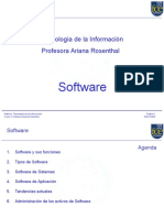 5. Tipos de Software