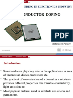 Electronic Industry_Semiconductor Doping
