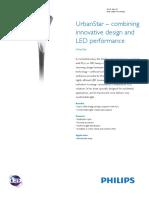 UrbanStar – combining innovative design and LED performanceUrbanStar – combining innovative design and LED performance
