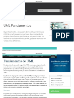 UML Fundamentos