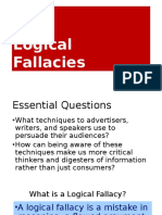 logical fallacies q4