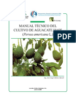 Manual Produccion Aguacate