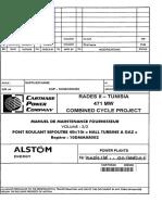 422-4 Pont Roulant Bipoutre 40t-10t Hall Turbine a Gaz (2-2)