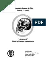 Manual de Puntos de Medición Antropométrica