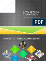 Civil Service Commission PPT
