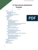 Estructuras Dinamicas Lineales en Java