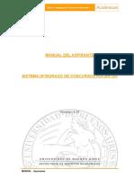 Manual Del Sistema Aspirantes