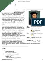 Martinho Lutero – Wikipédia, A Enciclopédia Livre