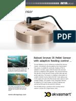 AKVAGROUP Akvasmart Sensors Pellet IR (ENG)