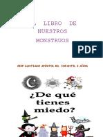 El libro de nuestros monstruos
