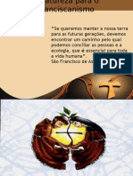 A natureza para o Franciscanismo.ppt