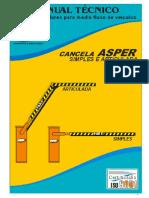 Manual Técnico Cancela Asper PPA