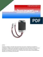 Manual Tk303D e C Traduzido