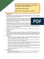Bases Fencyt Primaria-2015