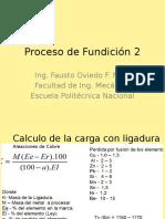 Proceso de Fundición 2