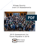 Kitsap County Assesment Book, 2016