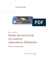 Virtualizacion de Windows Xp by Sierra