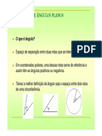 Cap11- Medição de Ângulos Planos
