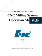HNC-180xp-M3 (08M Software)Operation Manual