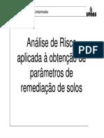 2 Análise de Risco