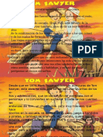 Tom Sawyer Tarea Castellano